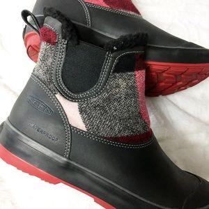Keen Elsa Chelsea Ankle Boots Waterproof